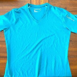 Salomon Teal Shirt Women's XL